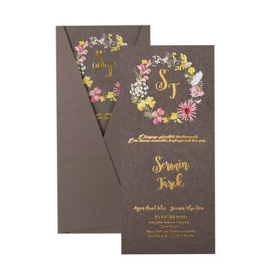 Polen Ekoline Düğün Davetiyesi 22333
