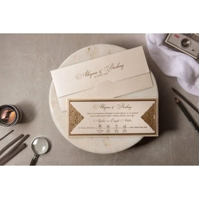İklim Wedding Düğün Davetiyesi 8393